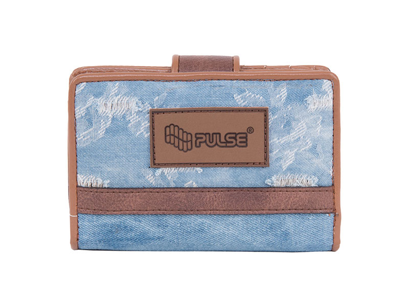 WALLET PULSE JEANS WORN OUT