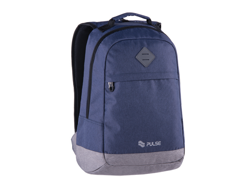 BACKPACK PULSE BICOLOR BLUE- GRAY