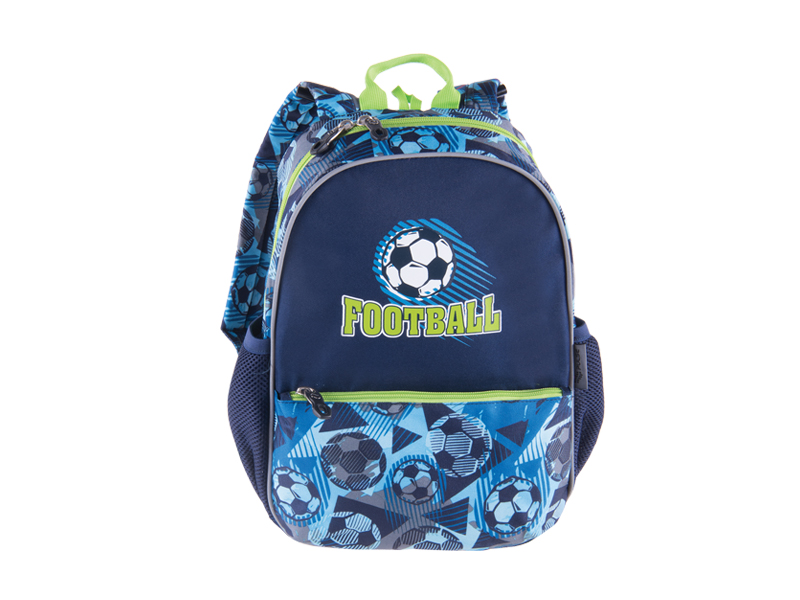 BACKPACK PULSE JUNIOR XL FOOTBALL TIME