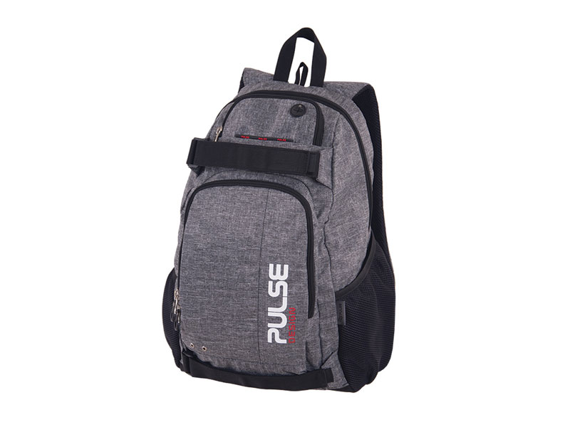 BACKPACK PULSE SCATE GRAY
