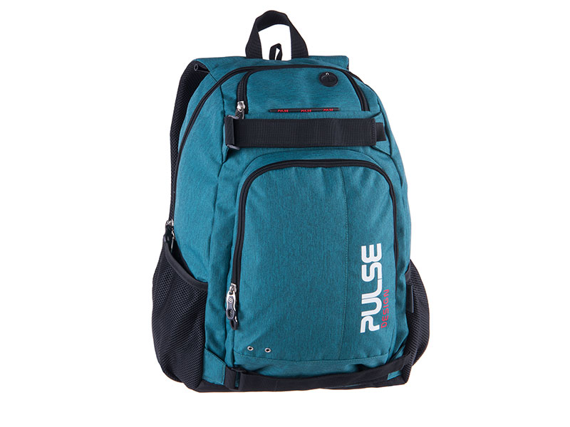 BACKPACK PULSE SCATE GREEN