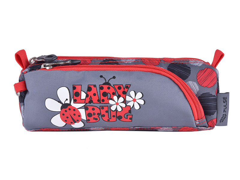PENCIL CASE PULSE  LADY BUG