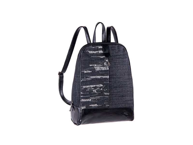 BACKPACK PULSE MODENA BLACK JEANS