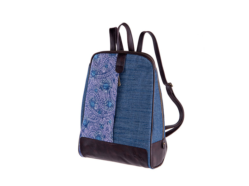 BACKPACK PULSE MODENA ETHNO JEANS