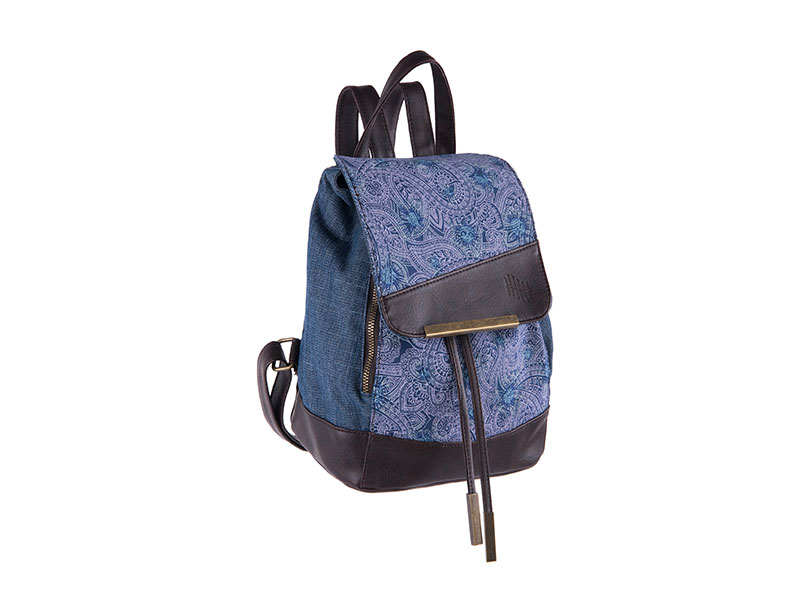 BACKPACK PULSE ROMA ETHNO JEANS