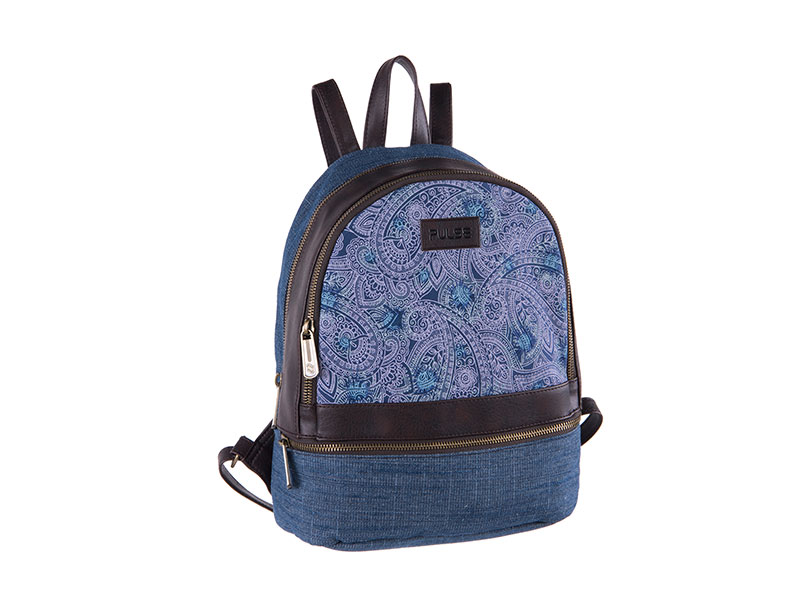 BACKPACK PULSE FIRENZE ETHNO JEANS