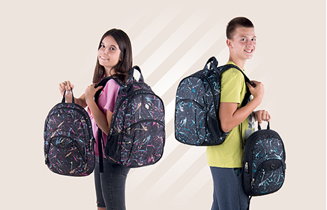 Backpacks 2 in 1
