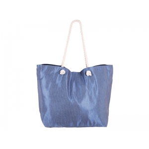 BEACH BAG PULSE  NISSI BLUE